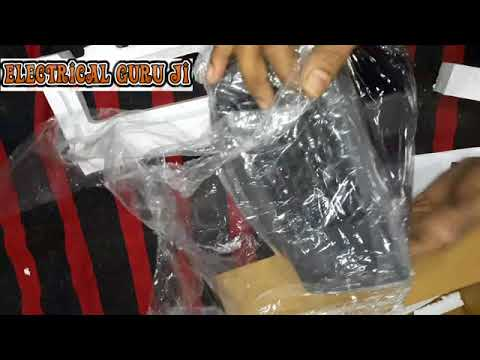 ORIENT FAN HEATER UNBOXING