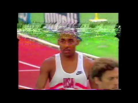 4443 World Track & Field 200m Men