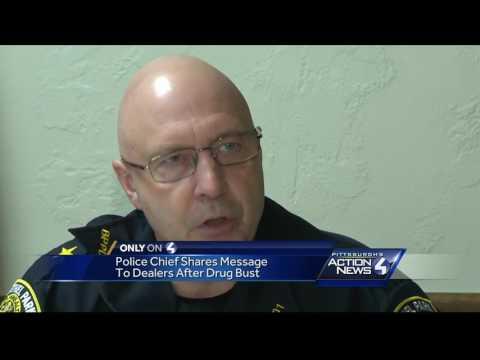 Drug bust in Bethel Park