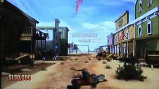Wild West Guns Wii Ware Review