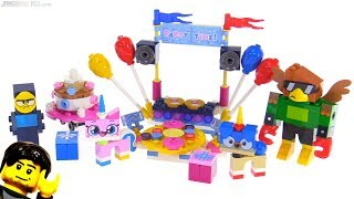 LEGO Unikitty Party Time review! 41453