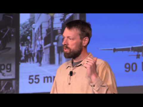 Change in your Transportation Future | Zach Krapfl | TEDxPaonia