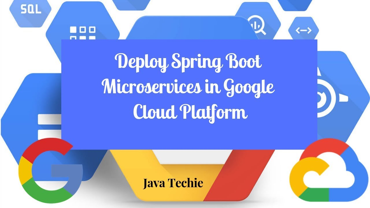 Deploy Microservice(Spring Boot