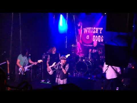 """Jack Russell's Great White """"Rock Me"""" live @ The Whisky, Hollywood, CA (12/29/17)"""