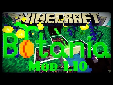 minecraft 1.10.2 botania