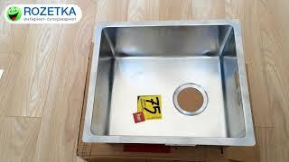 видео Мойка для кухни Teka BE 40.40.20 PLUS
