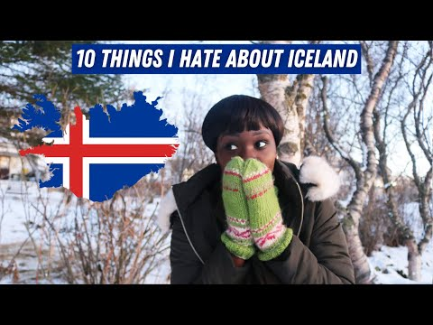 10 THINGS I HATE ABOUT ICELAND 🇮🇸😤