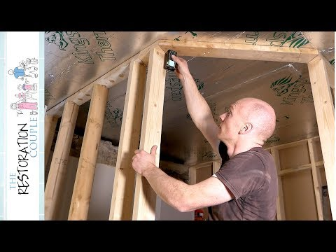 framing-an-angled-stud-wall---well-trying-at-least!