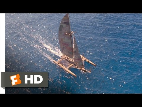 Waterworld (6/10) Movie CLIP - Atoll Escape (1995) HD