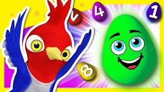 Huevos Sorpresa de Números de La Granja de Zenón | A Jugar thumbnail
