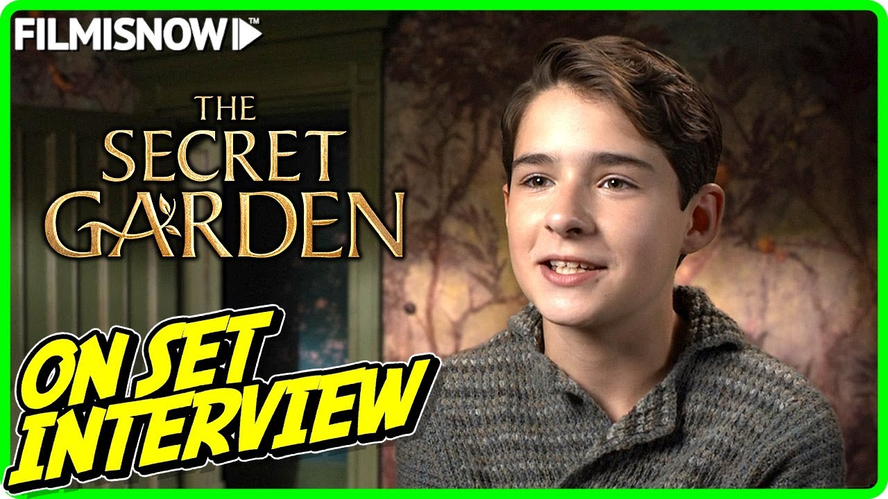 THE SECRET GARDEN | Edan Hayhurst