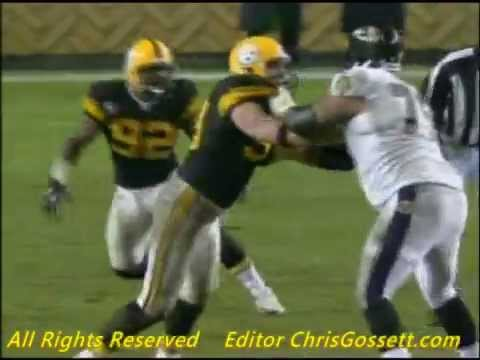 Steelers James Harrison Career Highlights 2004-2010