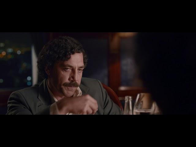 Javier Bardem y Penélopez Cruz seducen en Loving Pablo