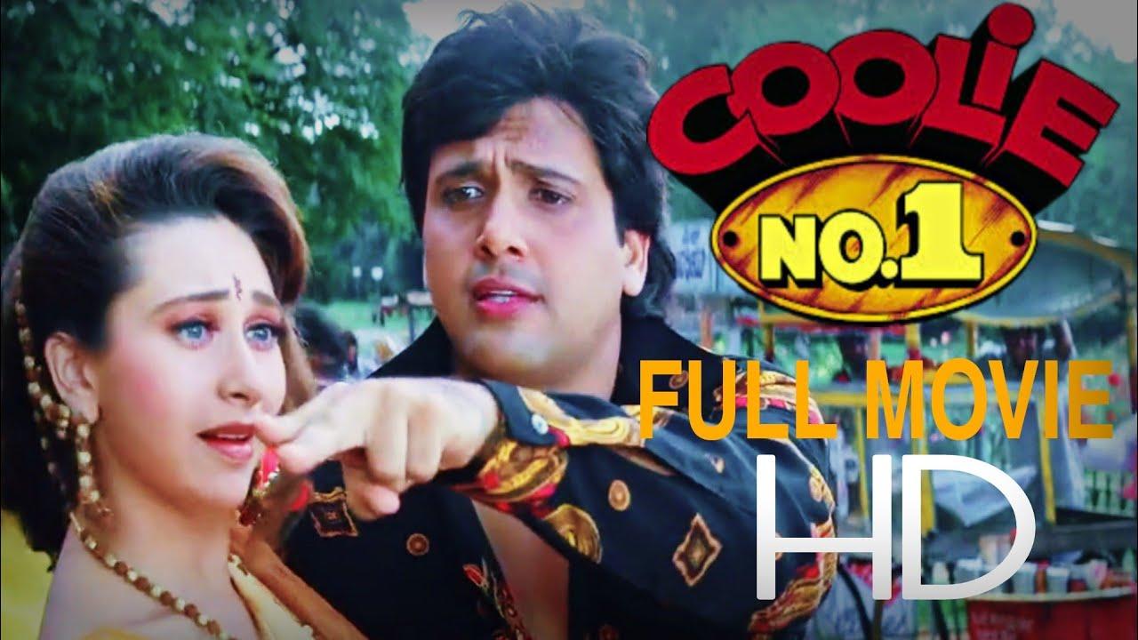 Download Coolie No.1(1995) Full Hindi  Movie In HD (1080) Govinda Karishma Kapoor Kadar Khan