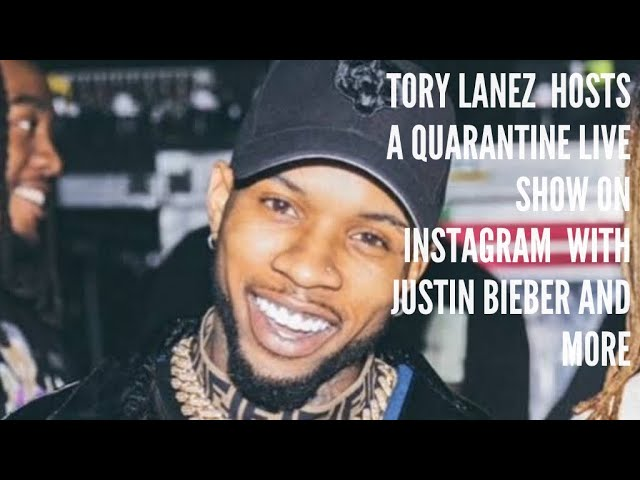 Tory Lanez Hosted a Quarantine Show w. Justin Bieber, Chris Brown and more