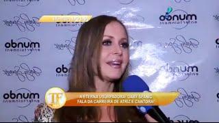 Gaby Spanic -Tv Fama (19.05.2015)