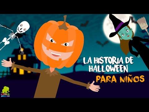 Historia de Halloween para niños – Cuentos de Halloween