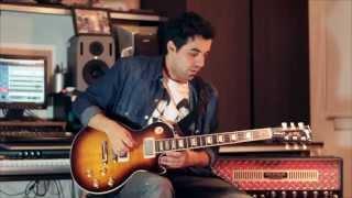 Luciano Cariddi - Guitar Ideas - Blue Devil