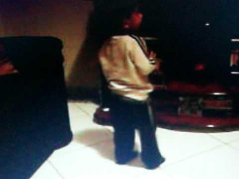 luizinho dançando black 2008 Show de bola