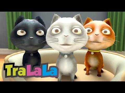 60 MIN Cântece pentru copii | TraLaLa