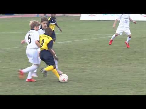 Germany vs South Africa - 1/8 Final - Full Match - Danone Nations Cup 2015