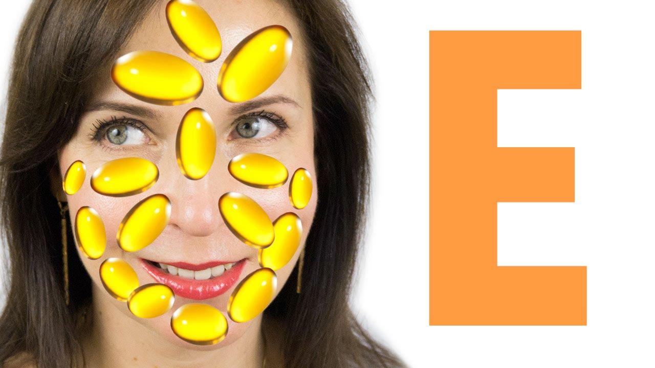 Как использовать витамин Аевит для лица