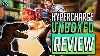 Hypercharge Unboxed Switch Review-BEST CO-OP FPS? (Video Game Video Review)