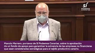 Manolo Marrero: