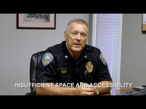 Chief Jim Pruetting - Police Department Conditions