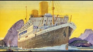 """Al Bowlly - On A Steamer Coming Over 1933 Ray Noble """"The Cotton Club Parade of 1933"""""""