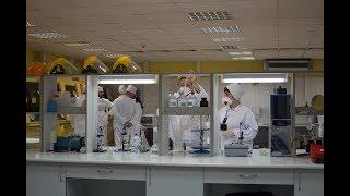 Исследование  радиоактивных отходов РАЭС