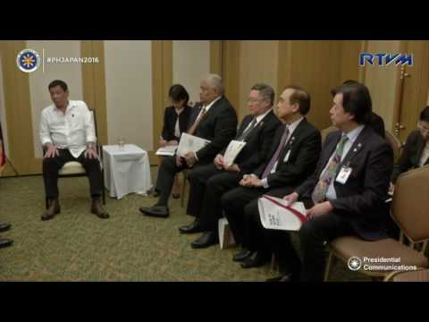 Courtesy Call by Sumitomo Mitsui Banking Corporation 10/27/2016