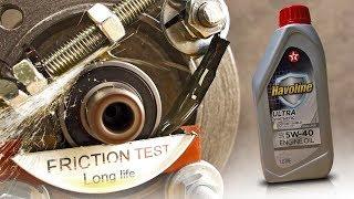 Texaco Havoline Ultra 5W40 Jak skutecznie olej chroni silnik?