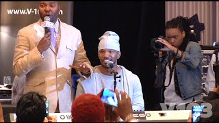 Download Jamie Foxx Channels Prince, Babyface, Luther Vandross + More In Exclusive Performance Mp3 and Videos