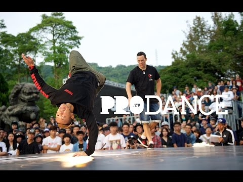 Taisuke vs Akorn | Red Bull BC One Asia Pacific Final 2014