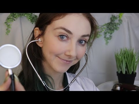ASMR Doctor Check-Up Roleplay from YouTube · Duration:  20 minutes 13 seconds