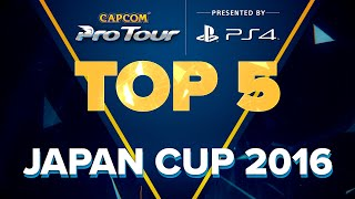 sfv top 5 moments japan cup 2016 cpt 2016