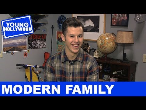 Modern Family's Nolan Gould: Singing Like Shawn Mendes!