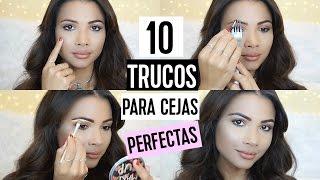 10 TRUCOS PARA CEJAS PERFECTAS! | Doralys Britto