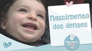 Sintomas do Nascimento dos Dentes - Conversa de Mãe