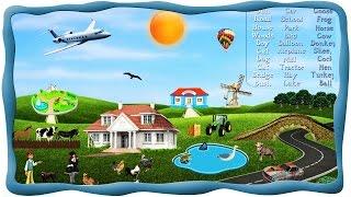 Урок английского - Занятие английского языка для детей. Развивающее видео для детей