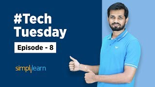 Tech News In 100 Seconds | TechTuesday Episode 8 | What's New In Technology 2019 | Simplilearn