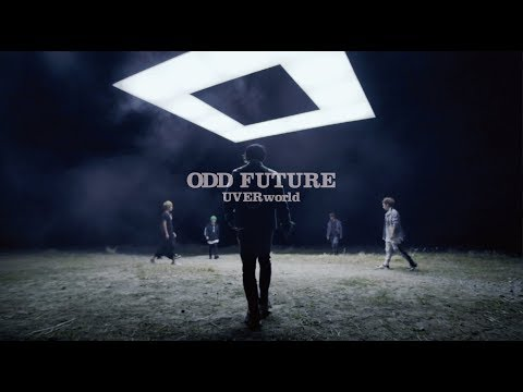 UVERworld 『ODD FUTURE』