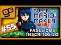 Let's Play: Super Mario Maker - Parte 55 - Fases dos Inscritos 20