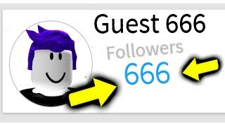GUEST 666 HAS RETURNED Roblox