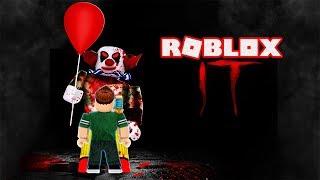 FEAR IN ROBLOX CLOWN | IT in Roblox