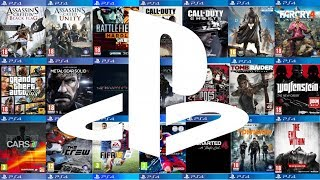 Де завантажити ігри для прошитої PS4 російською мовою БЕЗКОШТОВНО!