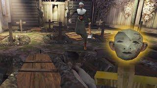 F NAL MASK P ECE D GG NG UP GRAVES Evil Nun