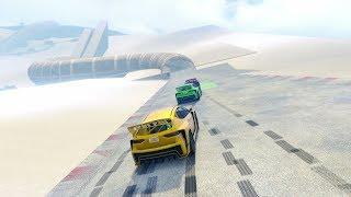 FINAL SÚPER SORPRESA!!! - CARRERA GTA V ONLINE - GTA 5 ONLINE