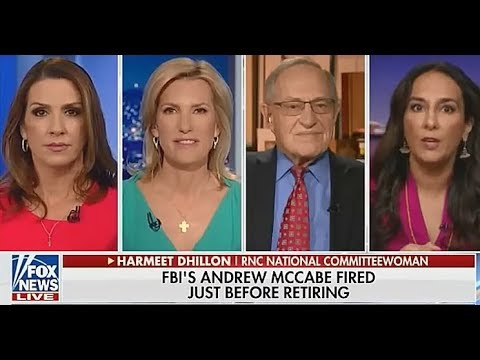 Ingraham Angle | McCabe Story, No Double Standards in the USA today and more...   3 16 18